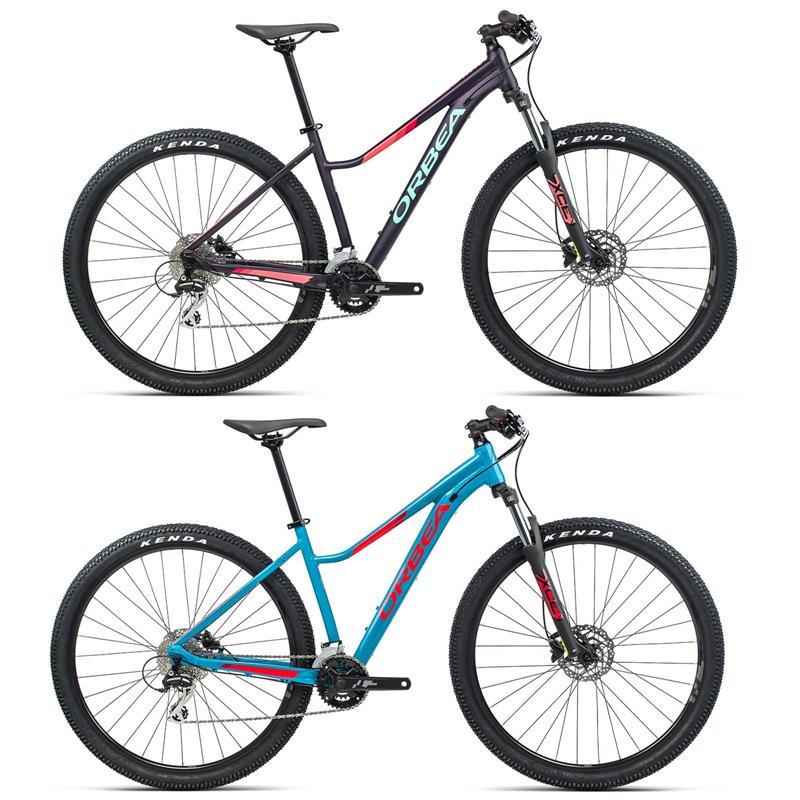 "Orbea Herren Fahrrad MX 50 ENT L MTB Hardtail, 16 Gang, 45 cm, 29"""