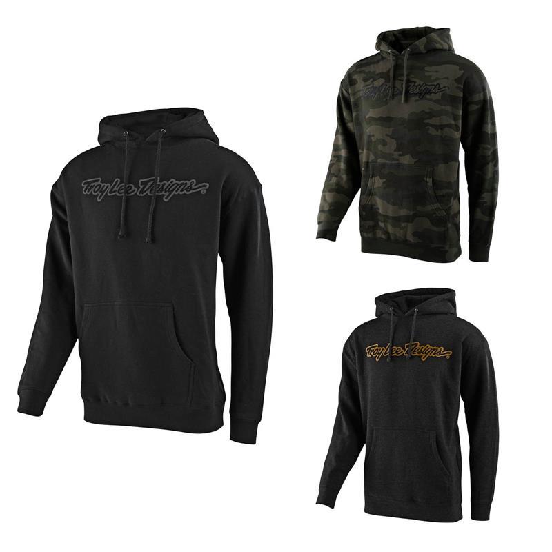 Troy Lee Designs Herren Hoodie Signature Pullover
