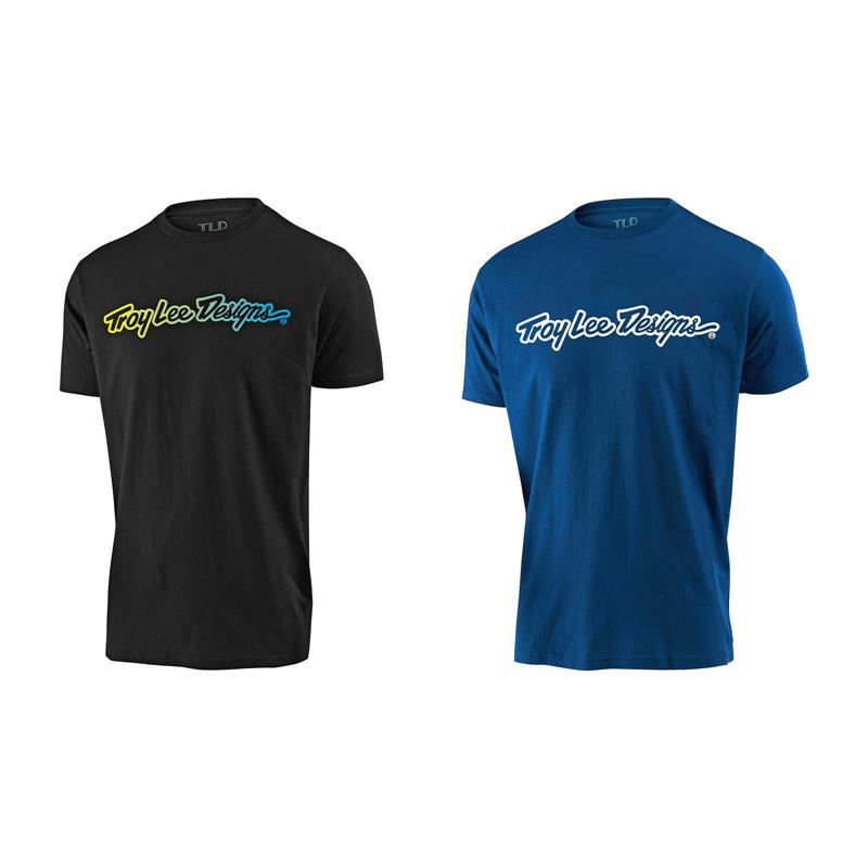 Troy Lee Designs Kinder T-Shirt Signature