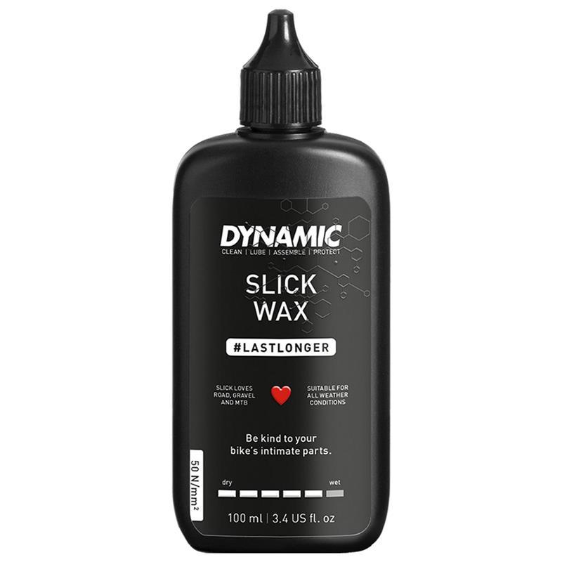 Dynamic Kettenwachs Slick Wax, 100 ml
