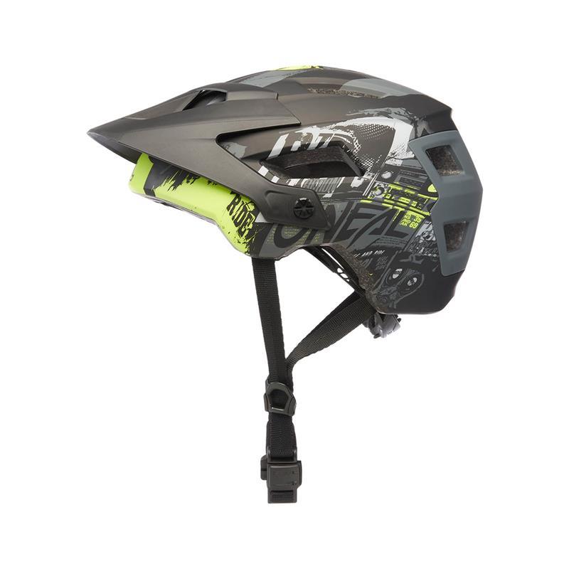 O'NEAL Fahrradhelm Defender Ride V.22, Mehrfarbig