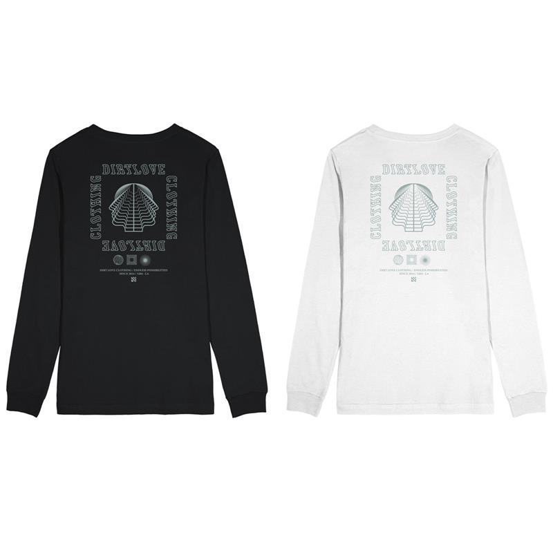 Dirt Love Clothing Unisex Sweatshirt Possibilities