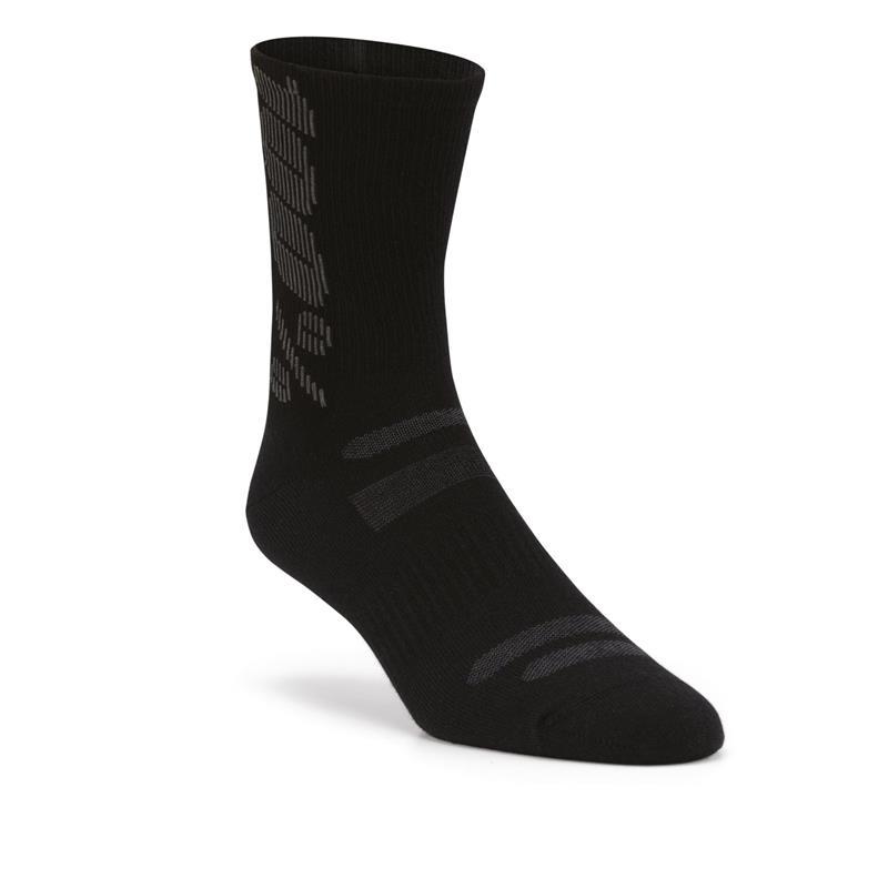 100% Unisex Socken Guard, Schwarz