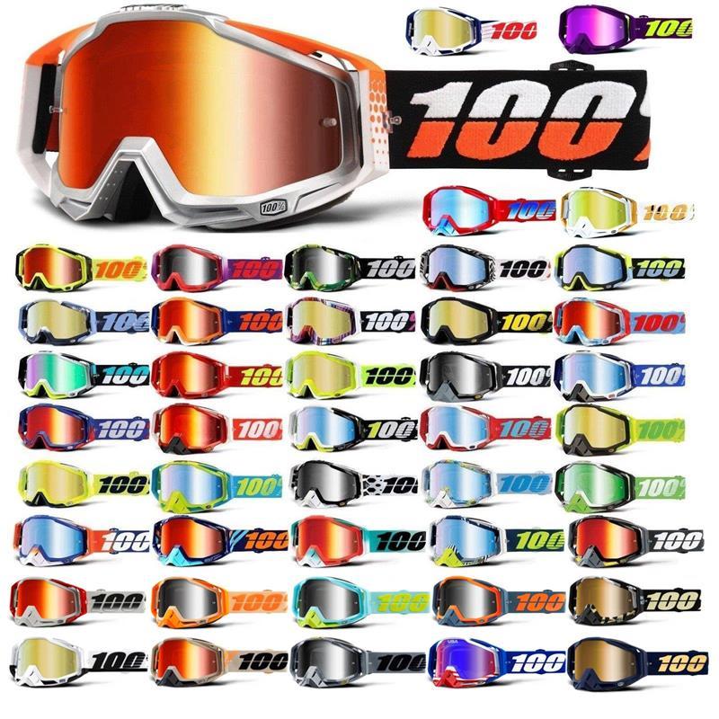100% Crossbrille Racecraft Goggle Mirror