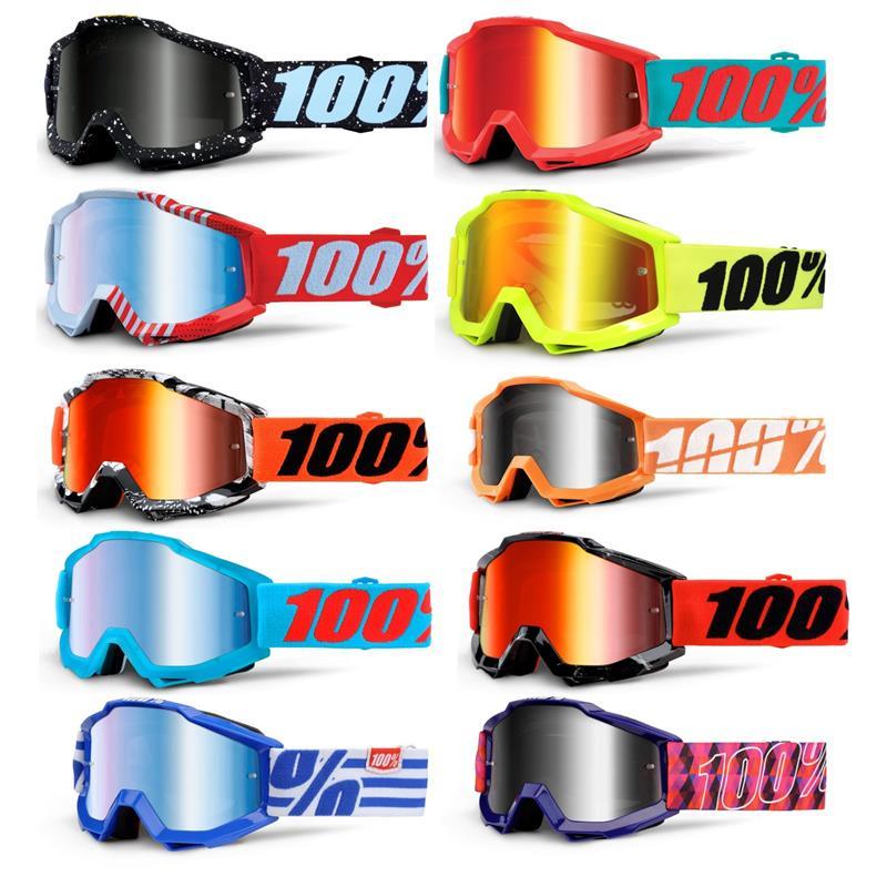 100% Kinder Crossbrille Accuri JR Goggle Mirror