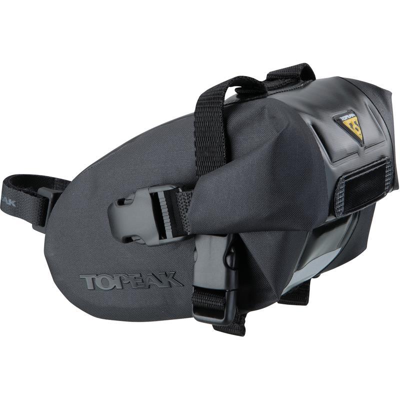 Topeak Fahrradtasche Wedge DryBag Strap, Schwarz