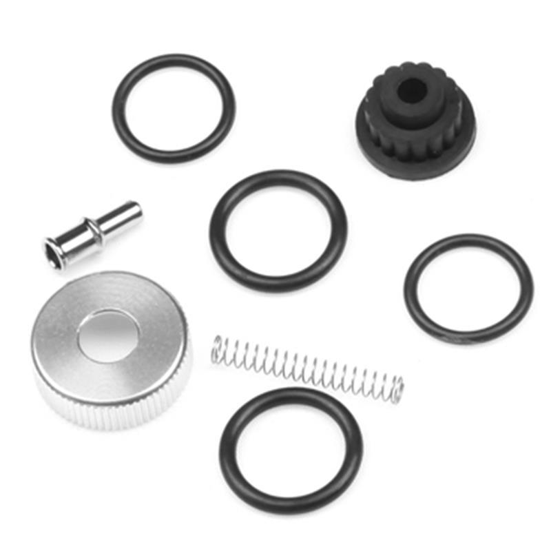 Topeak Reperaturset Rebuild Kit Mini Dual DX Dual DXG, Schwarz