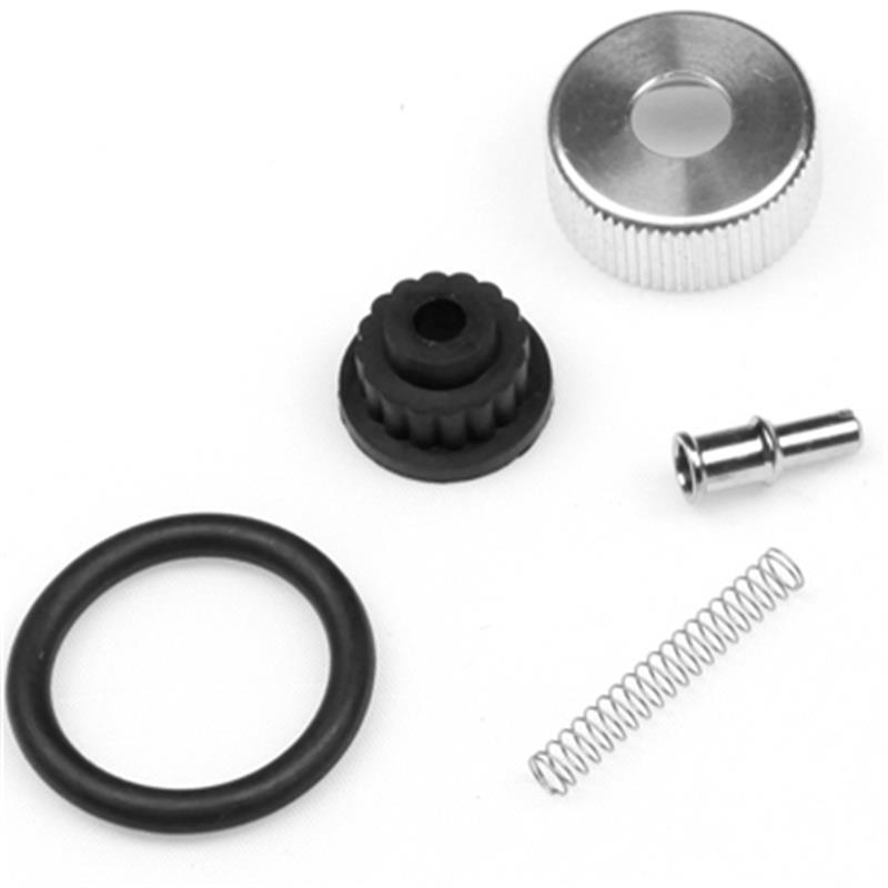 Topeak Reperaturset Rebuild Kit SmartHead Standpumpen, Silber