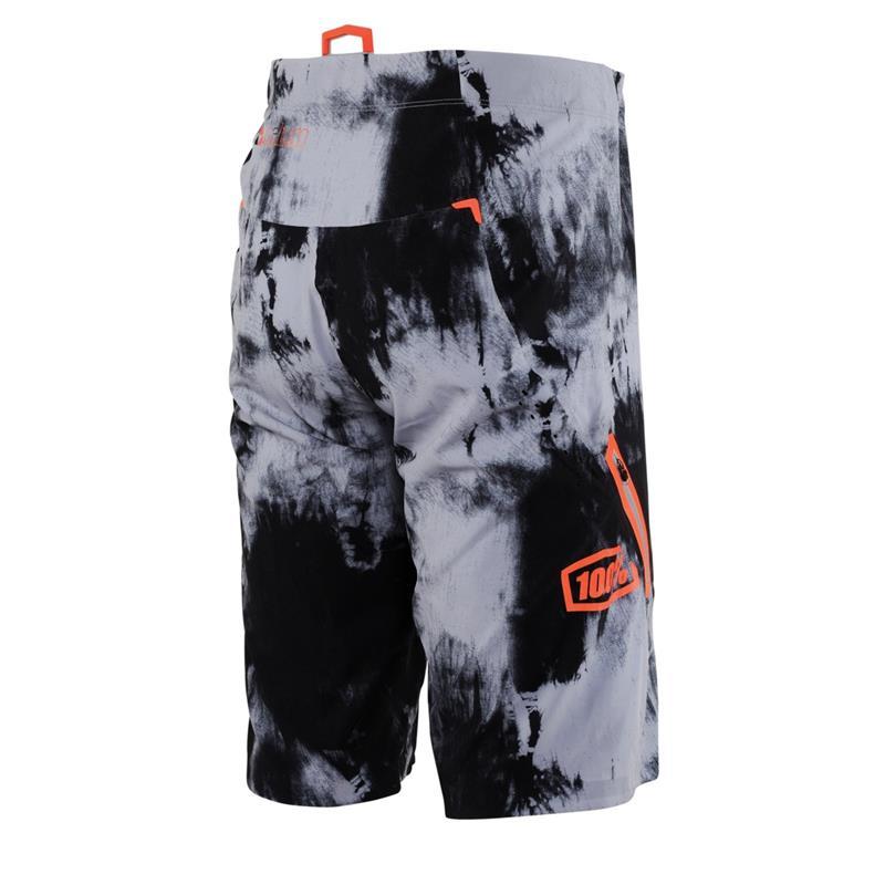 100% Unisex Shorts Celium Tiedyed