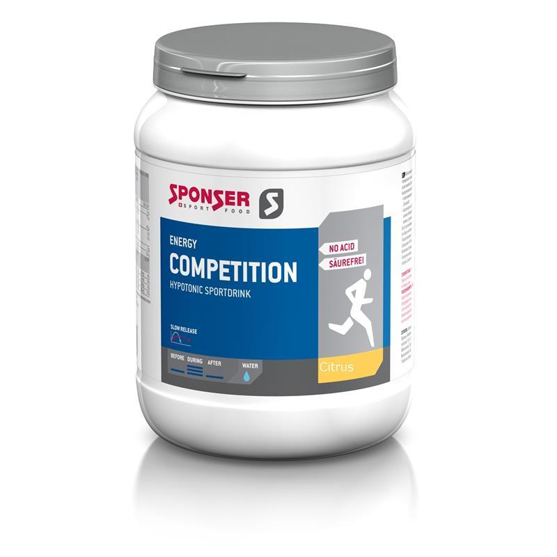 Sponser Competition Hypotonic Citrus, 1000g