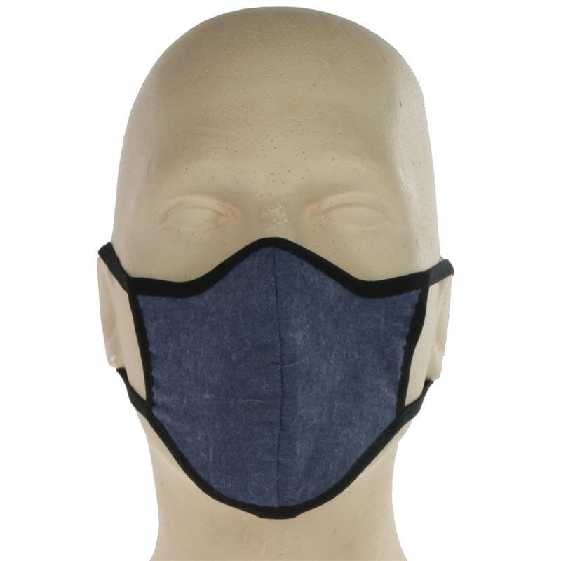 (( earbags | BEHELFSMASKE Gesichtsmaske