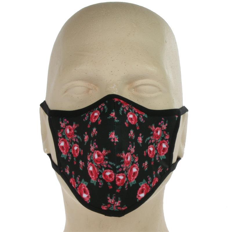 (( earbags | BEHELFSMASKE Gesichtsmaske für Brillenträger