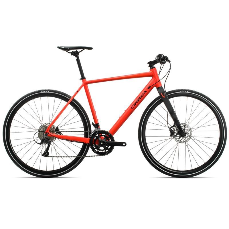 "Orbea Unisex Fahrrad Vector 20 M Stadtrad, 18 Gang, 52,5 cm, 28"""