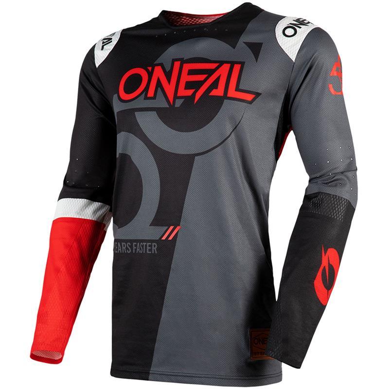 O'Neal Herren Jersey Prodigy Five Zero, Rot