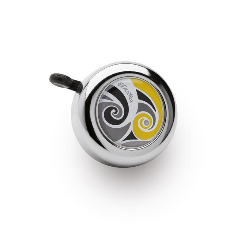 Electra Fahrradklingel Coaster, Silber