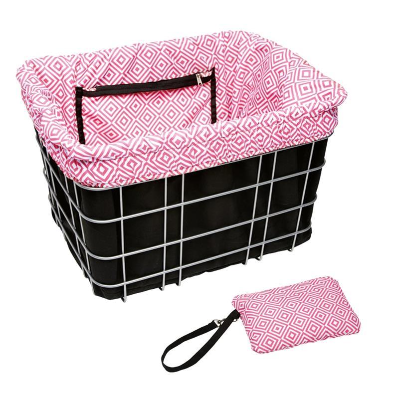 Electra Fahrradkorbeinsatz Basket Liner, Pink