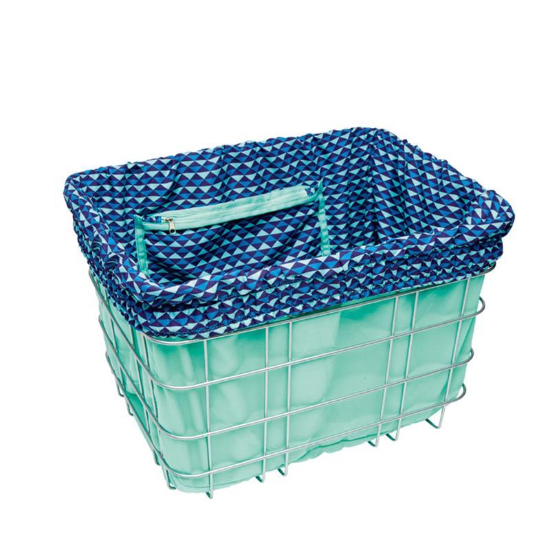Electra Fahrradkorbeinsatz Basket Liner, Blau