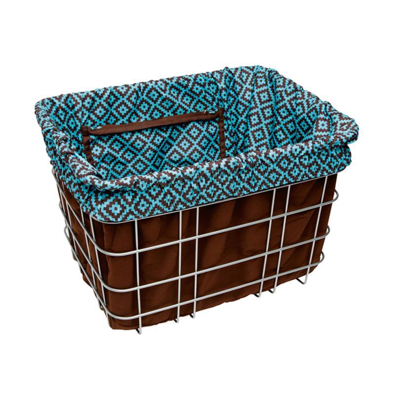Electra Fahrradkorbeinsatz Basket Liner Navajo, Braun