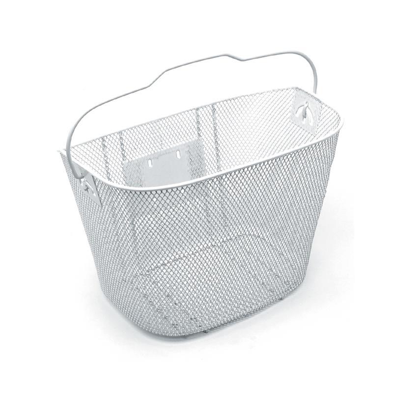 Electra Fahrradkorb QR Wire Basket, Weiß