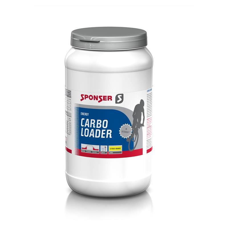 Sponser Carbo Loader Citrus-Orange, 1200g