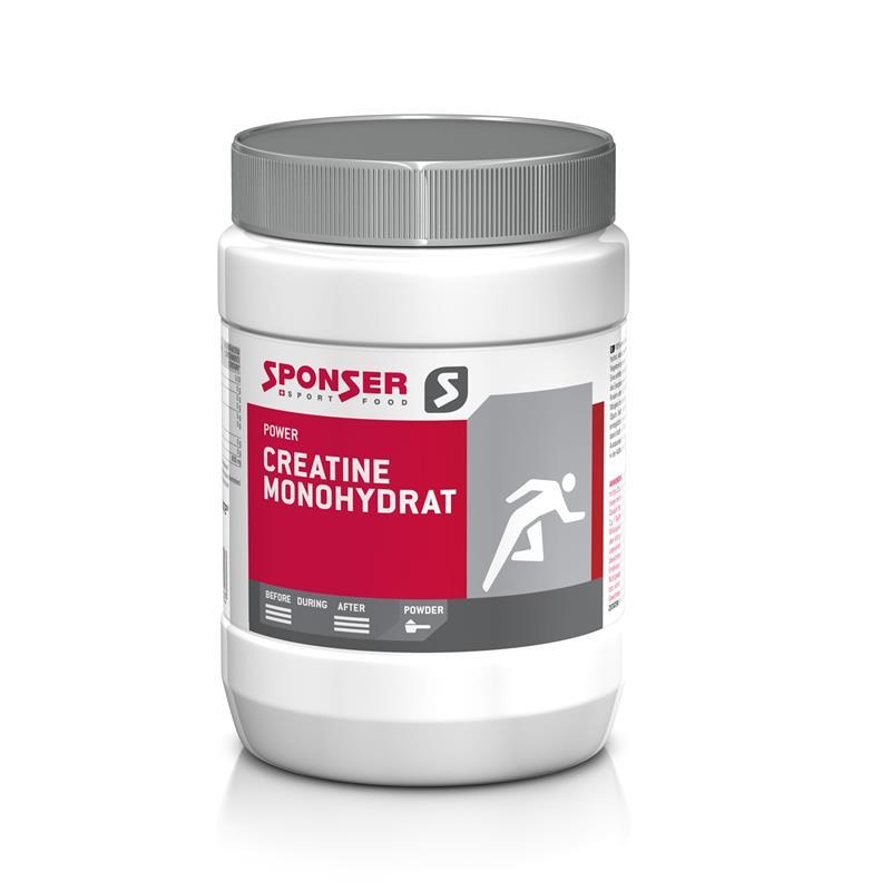 Sponser Creatine Monohydrat, 500g