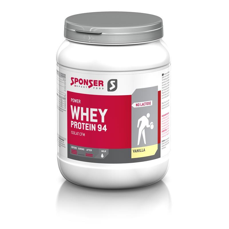 Sponser Whey Protein 94 Cafe Latte, 850g