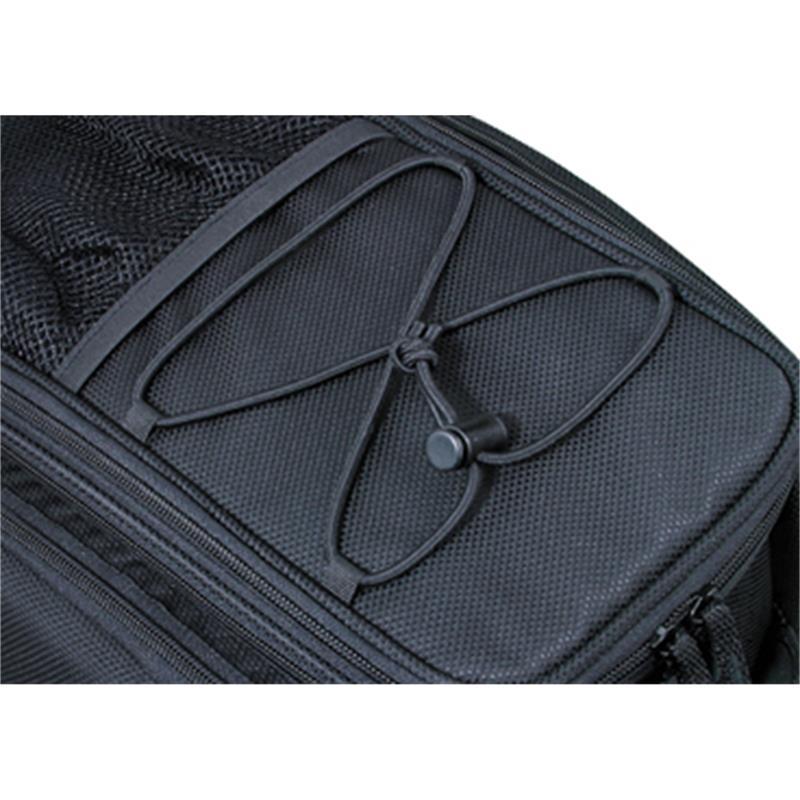 Topeak Gepäckträger Tasche MTX TrunkBag DX, Schwarz
