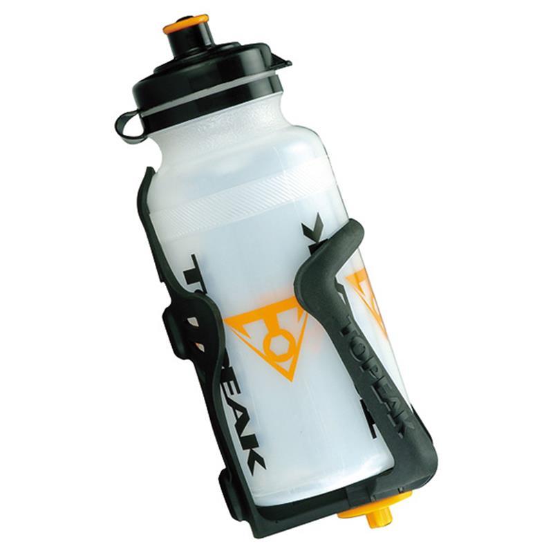 Topeak Flaschenhalter Modula Cage EX, Schwarz