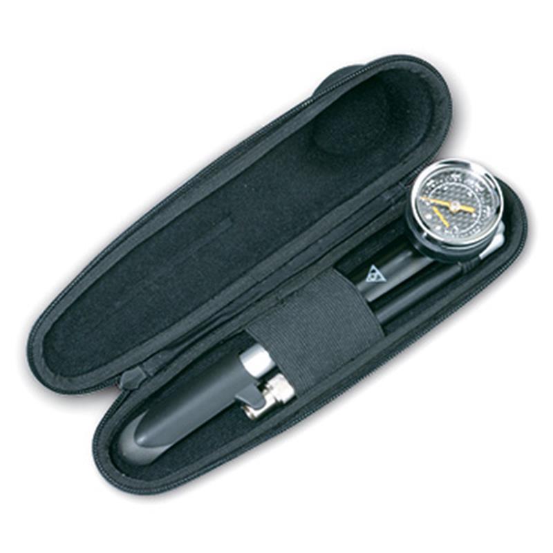 Topeak Hardshell Tasche Kompatibel mit Pocket Shock DXG, Schwarz