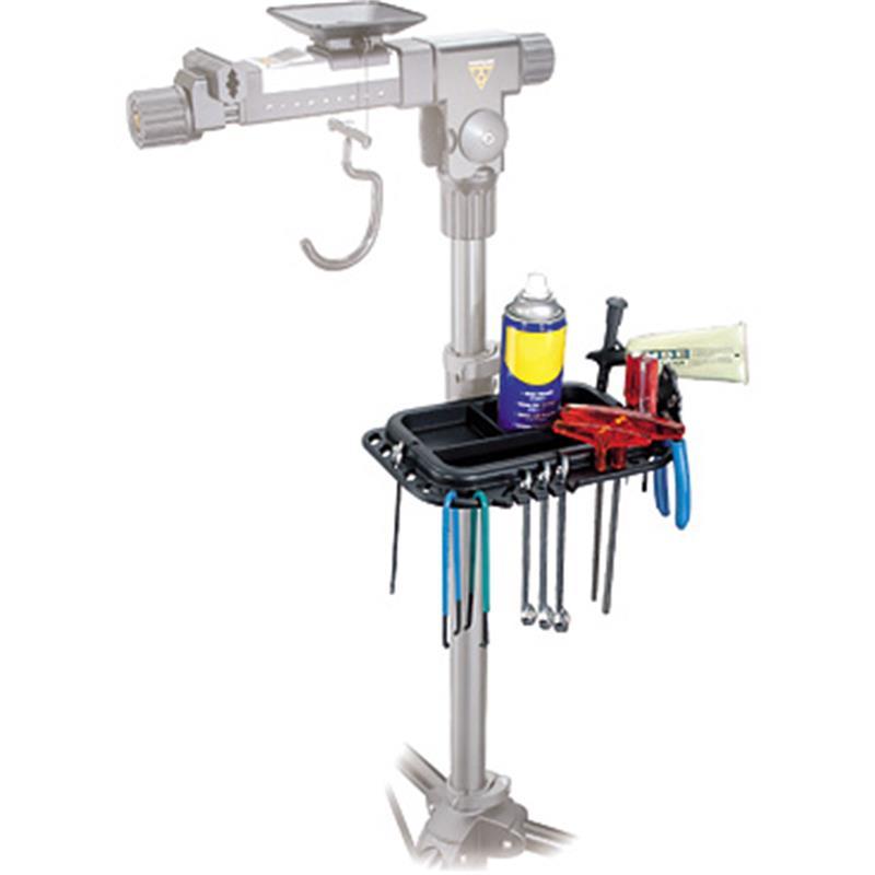 Topeak PrepStand Kleinteileablage Tool Tray, Schwarz