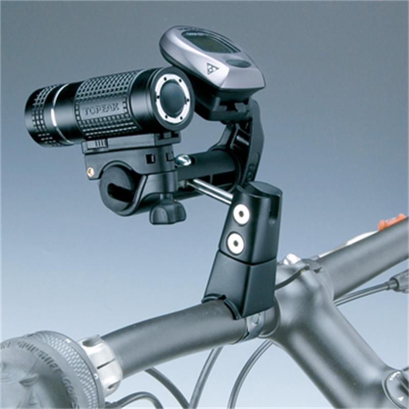 Topeak Universal Fahrradhalterung BarXtender, Schwarz