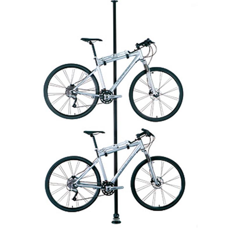 Topeak Fahrradhalterung Dual Touch Bike Stand, Schwarz