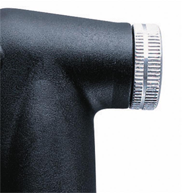 Topeak Handpumpe Mini Dual, Silber