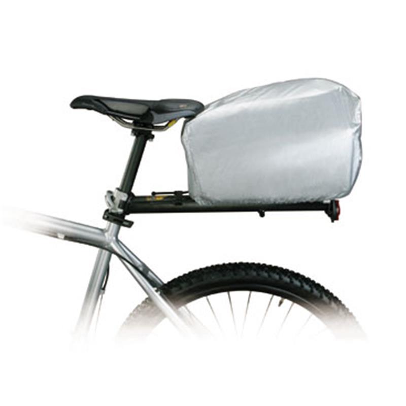 Topeak Regenhülle Kompatibel mit MTX TrunkBag, Grau