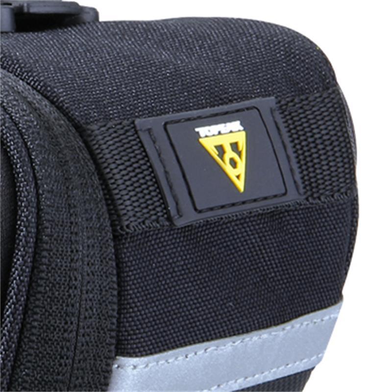 Topeak Satteltasche SideKick Wedge Pack, Schwarz