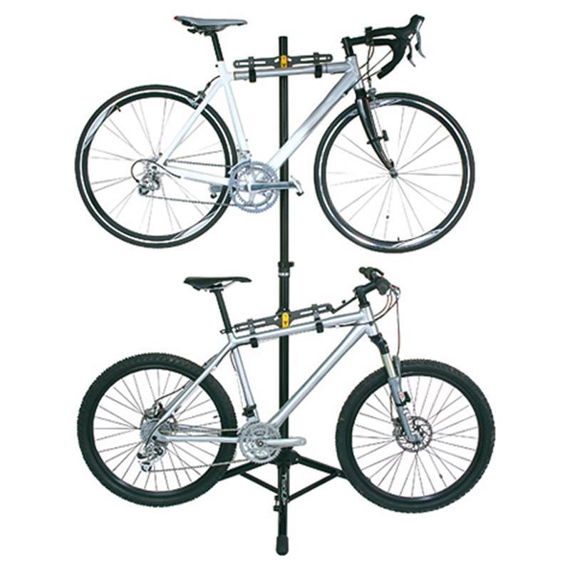 Topeak Fahrradständer TwoUp Bike Stand, Schwarz