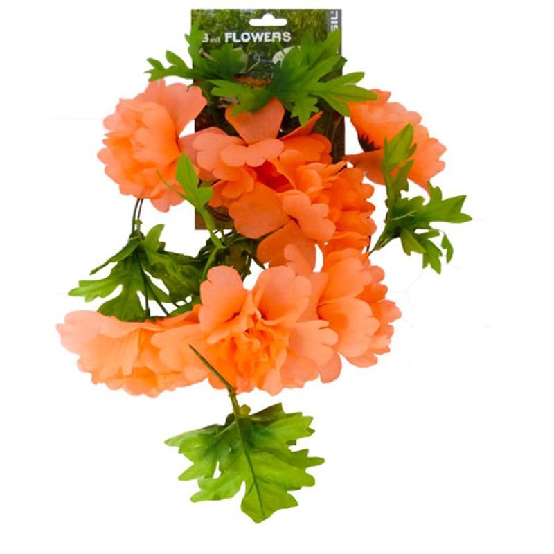 Basil Lenkerblume Peony Gerland, Orange
