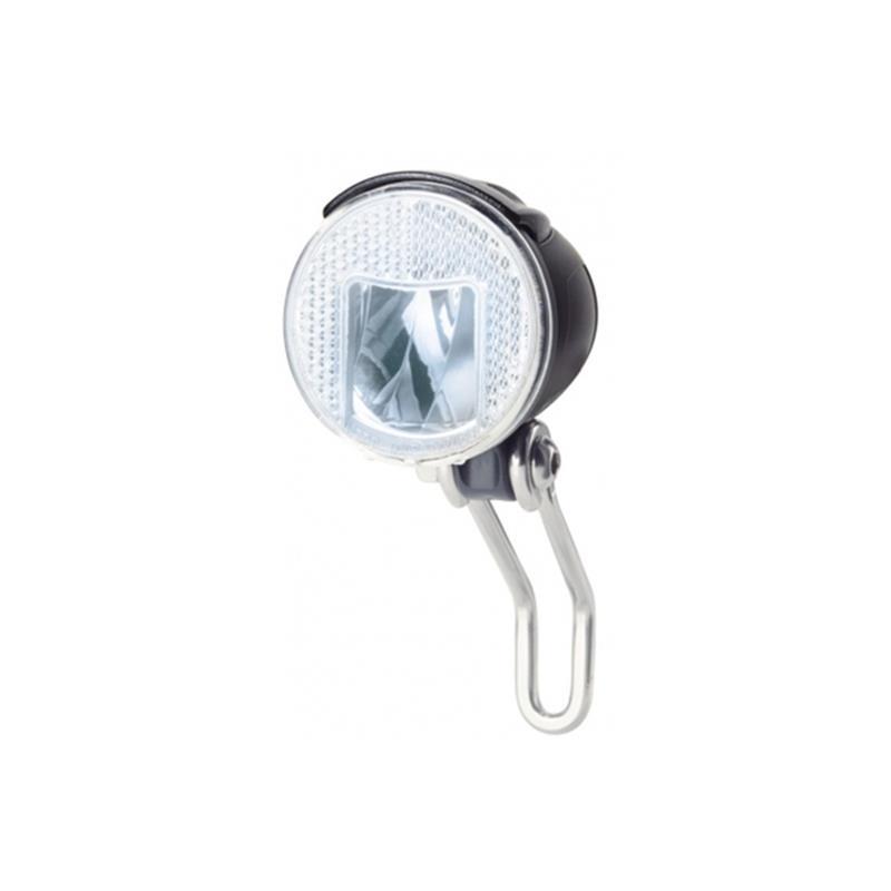 Busch & Müller LED Scheinwerfer Lumotec IQ Cyo R Plus, Schwarz