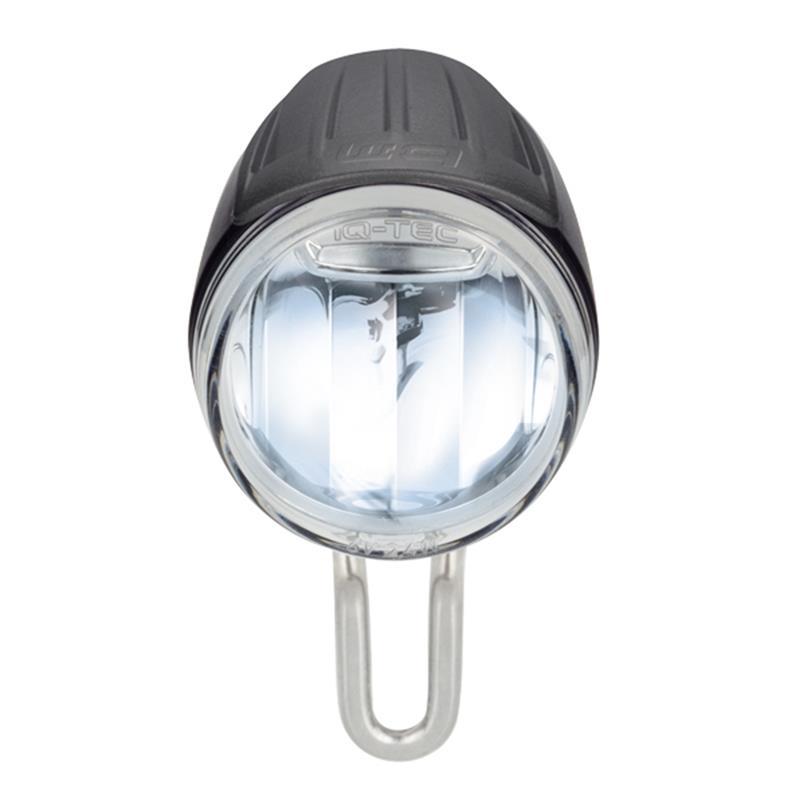 Busch & Müller LED Scheinwerfer Lumotec IQ Cyo Senso Plus, Schwarz