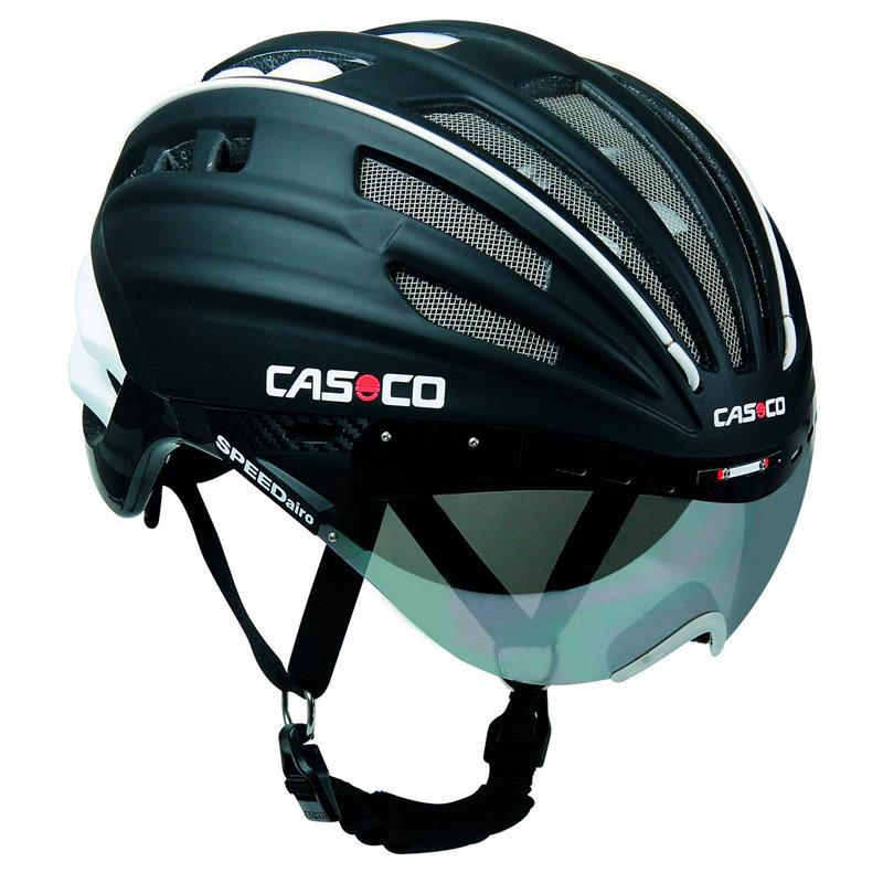 CASCO Fahrradhelm Speed Airo Large, Schwarz
