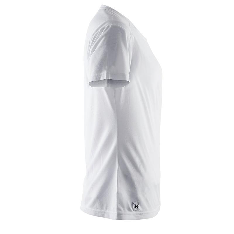 CRAFT Damen T-Shirt In The Zone, Weiß