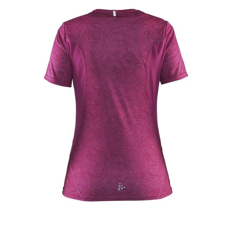 CRAFT Damen Shirt Mind TEE W, Rosa