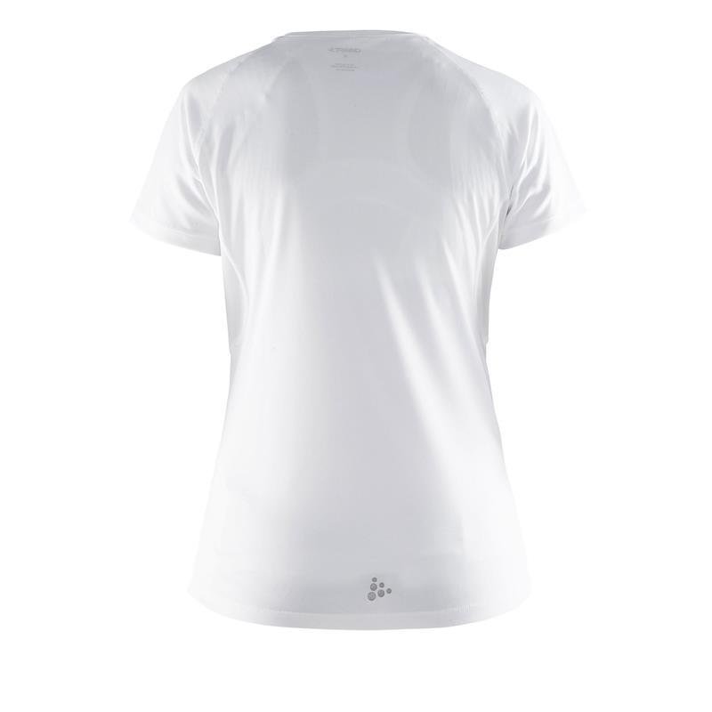 CRAFT Damen Funktionsshirt Prime SS Tee W, Weiß
