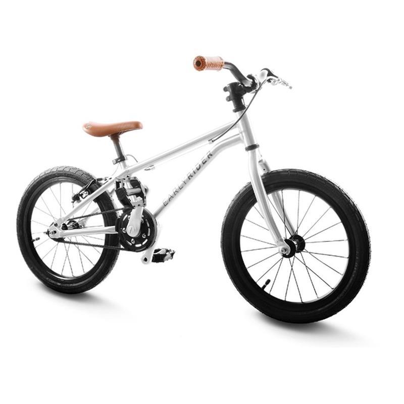 "Early Rider Kinderfahrrad Belter 16 Urban, 3 Gang, 16"", Silber"