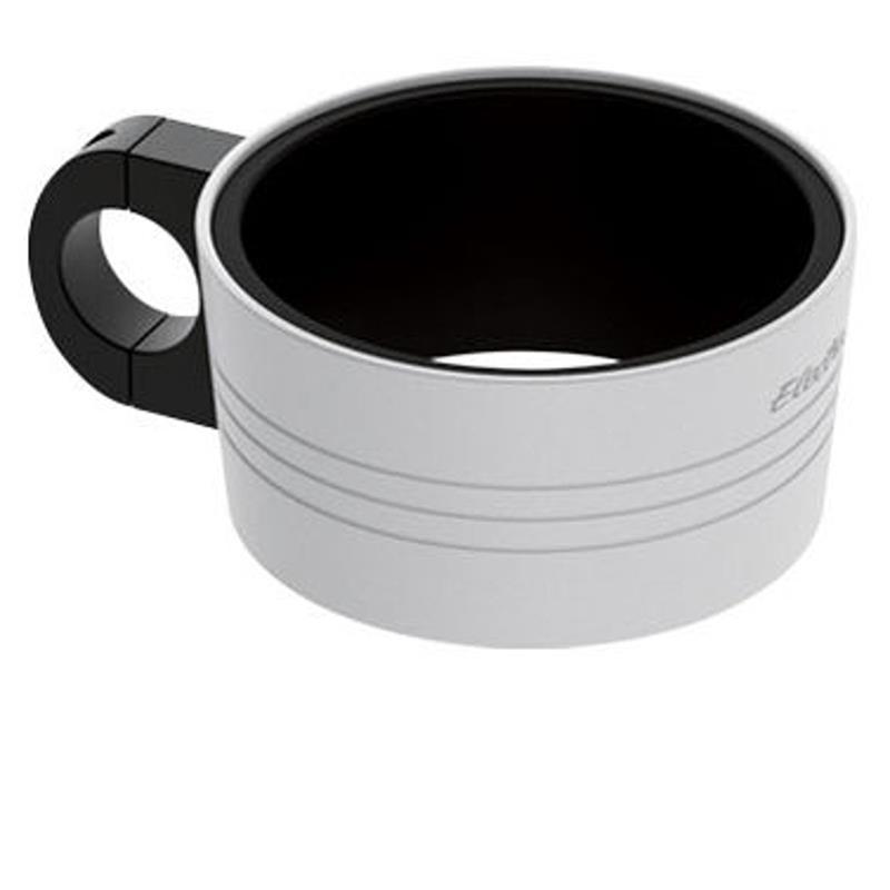 Electra Kaffeebecher Halterung Linear Cup Holder Anodized