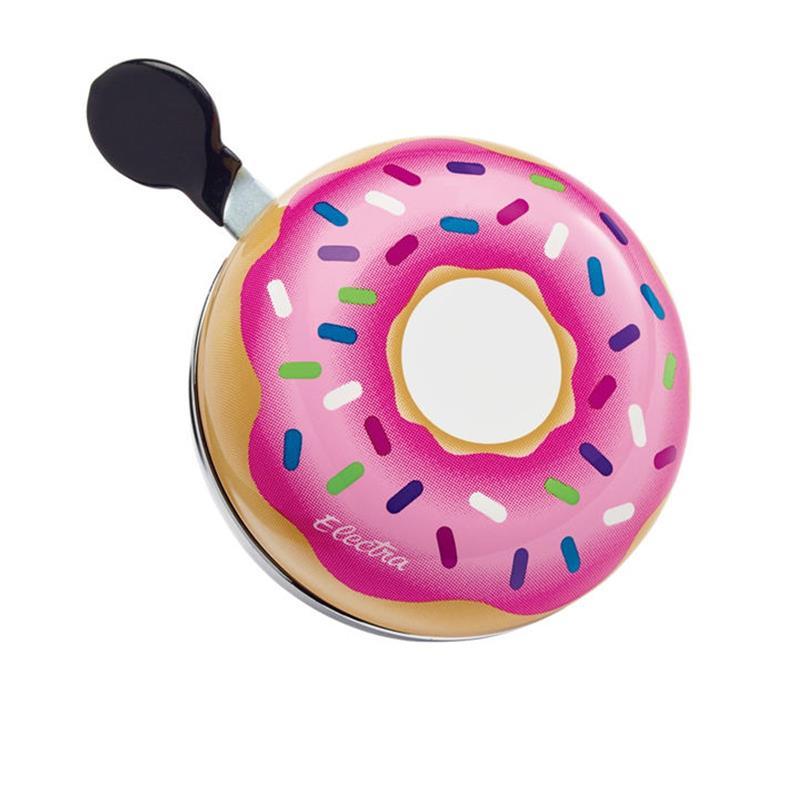 Electra Fahrradklingel Ding Dong Donut, Pink