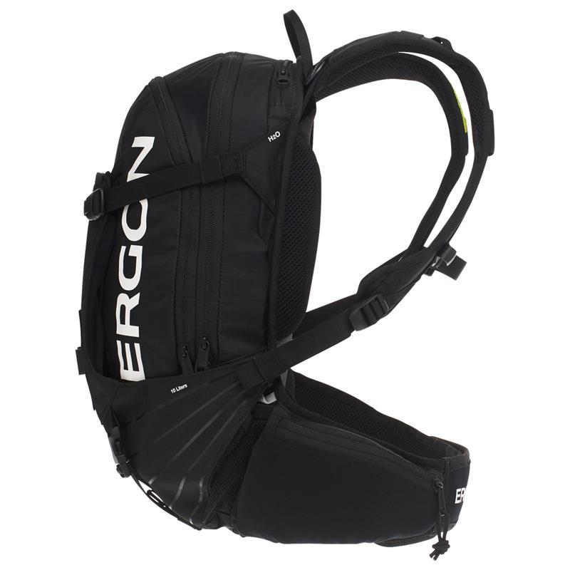 Ergon Rucksack BA2 E Protect, Schwarz