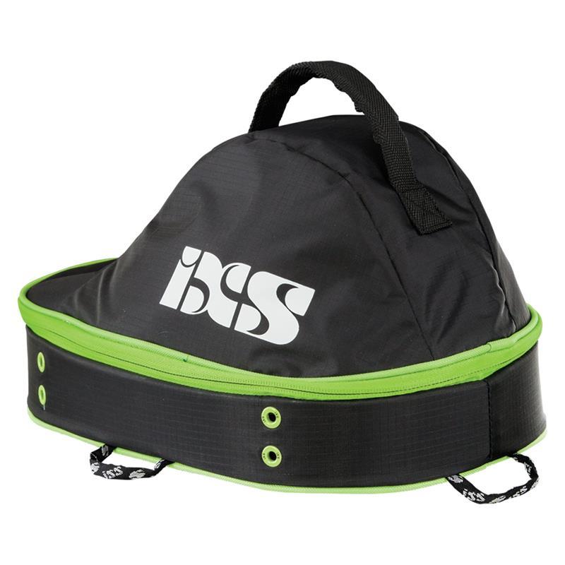 iXS Helmtasche Fullface XC Trail, Schwarz