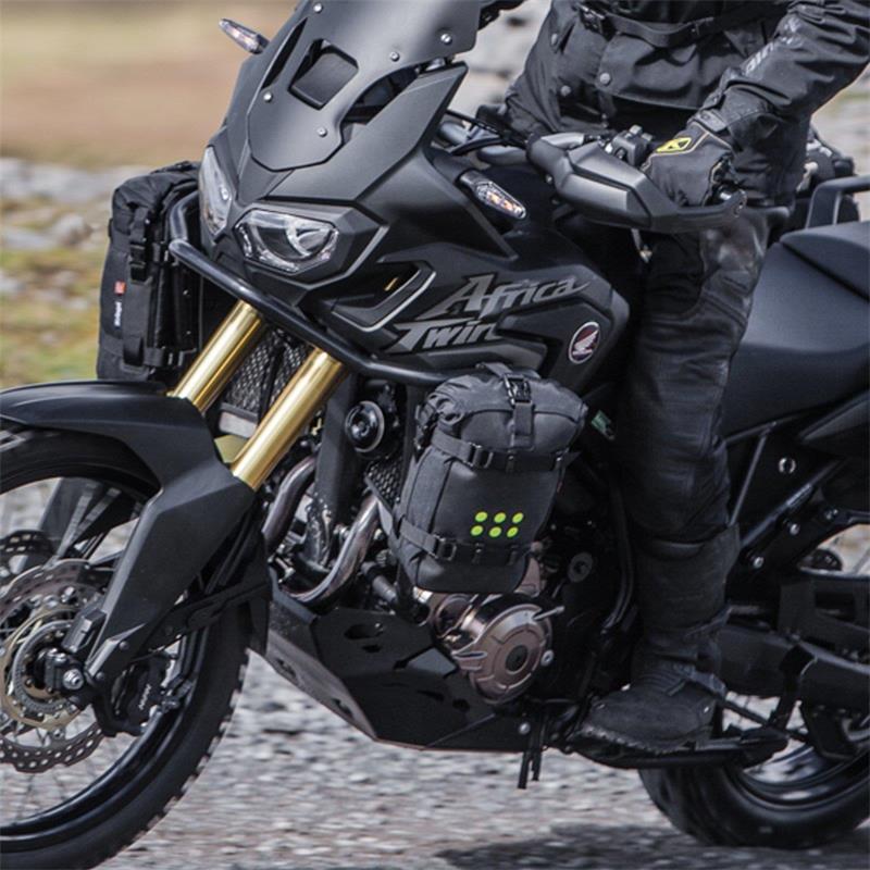 Kriega Motorrad Satteltasche OS 6 Liter, Schwarz