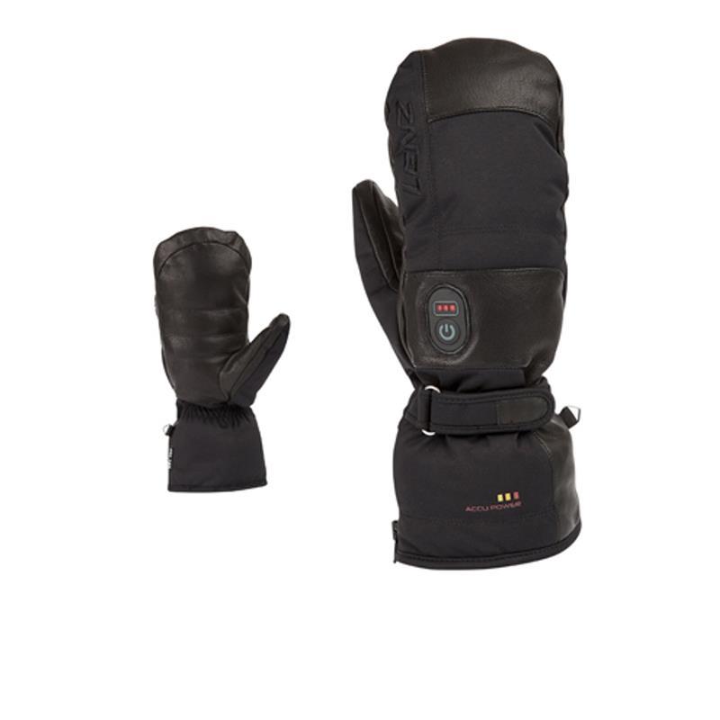 Lenz Unisex Heizfäustling Heat Glove 1.0, Schwarz